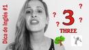 ATENÇÃO! TREE | FREE | THREE (Fale Corretamente)