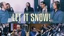 Accent Let It Snow Christmas Jazz feat Gordon Goodwin's Big Phat Band Arturo Sandoval