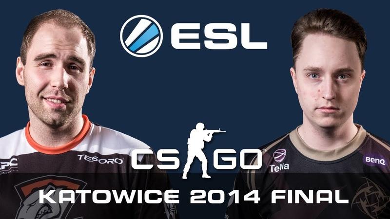 Virtus.pro vs. NiP Gaming - Grand Final - EMS One Katowice 2014 - CS:GO