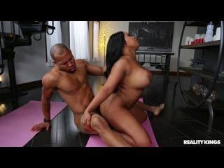 Aryana Adin - Stretching Aryana порно porno русский секс домашнее видео brazzers porn hd