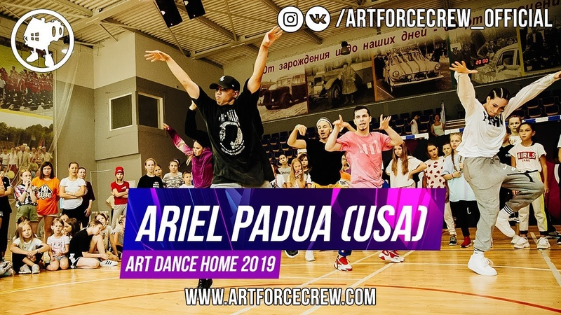 Ariel Padua (USA)   ART DANCE HOME 2019