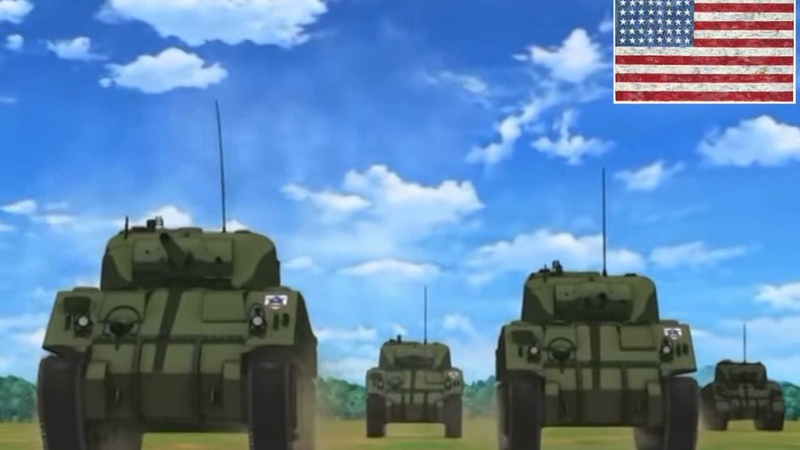 GuP: When Johnny comes marching home [REMIX]
