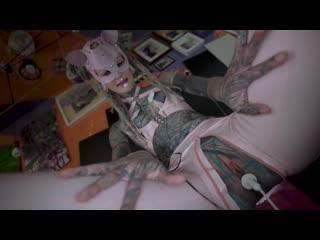 Anuskatzz_BDSM-LATEX-FETISH-pussy-electro-play (Fetish, Anal, Tattoo, Piercing,Teen,Fisting,Horror,BDSM,Underground Porn) 1080p