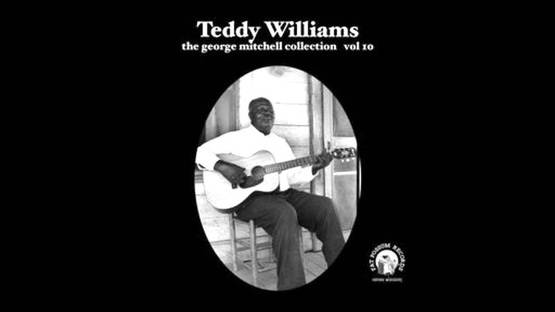 Teddy Williams, Down home blues