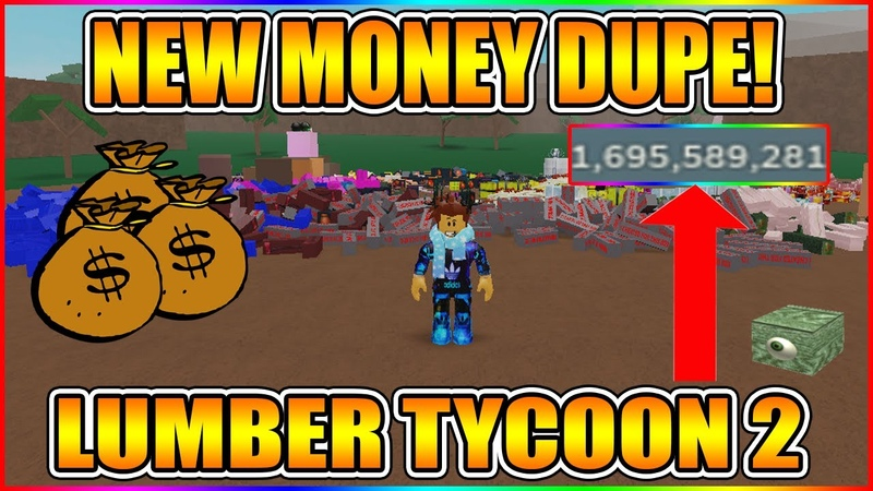 HOW TO DUPE MONEY! (NEW UPDATED METHOD!) [NOT PATCHED!] LUMBER TYCOON 2 ROBLOX