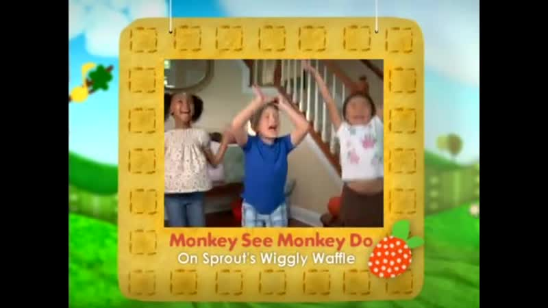 Tyler Xing on PBS Sprout - Monkey See Monkey Do