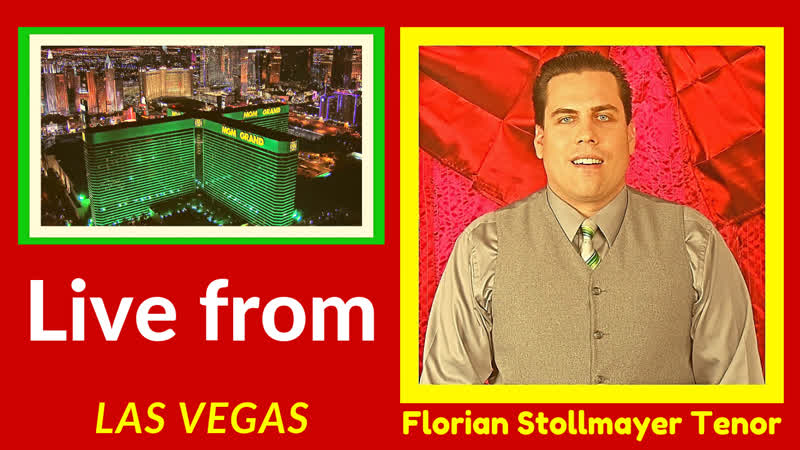 Live from the Las Vegas Tenor Arias from Verdi and Donizetti (Florian Stollmayer)
