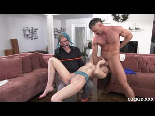 [Cucked] Angelina Diamanti - Sign The Trust To Me You Limp Dick