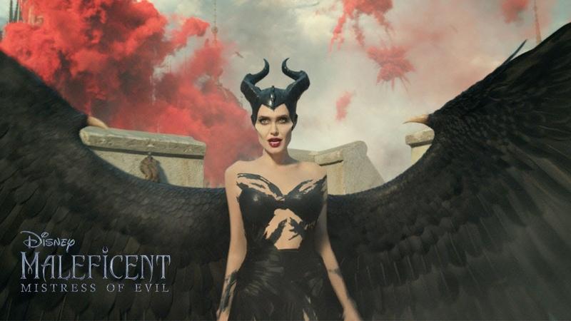 Disney's Maleficent Mistress of Evil Reign TV Spot