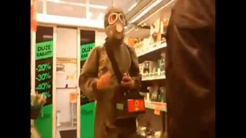 Vixa w biedronce i wypad ze sklepu Slav Shopping