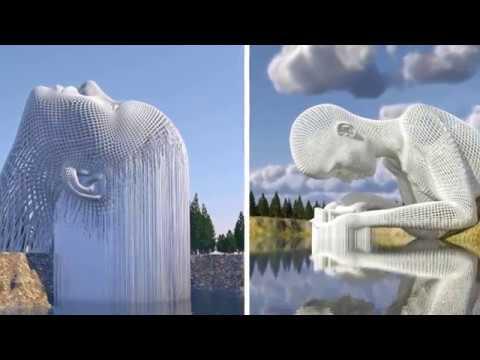 Esculturas de Chad Knight