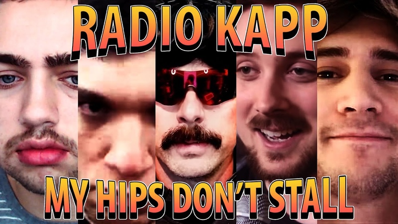 Radio Kapp - My Hips Dont Stall (Twitch Music Video)