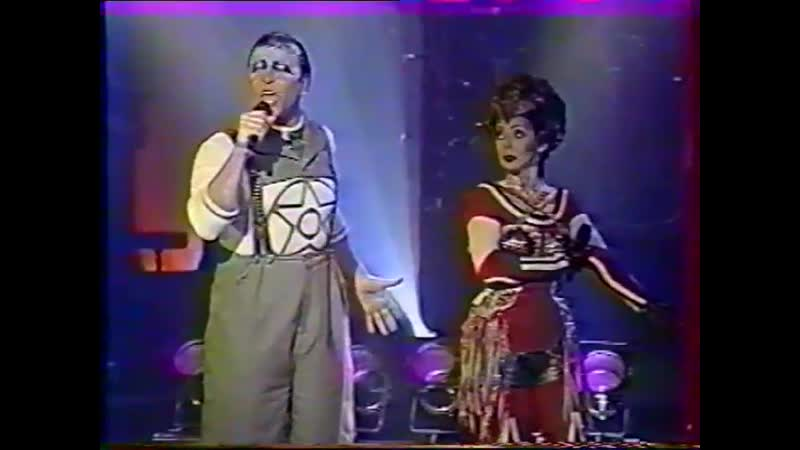 Patsy Gallant et Michel Pascal EGO TRIP Starmania Live