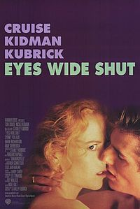 Всем привет друзья. Вот интересный фильм приятного просмотра! С широко закрытыми глазамиEyes Wide Shut1999триллер, драма, детективВеликобритания, США, 2:39Описание. «Cruise. idman. ubric.»Билл и