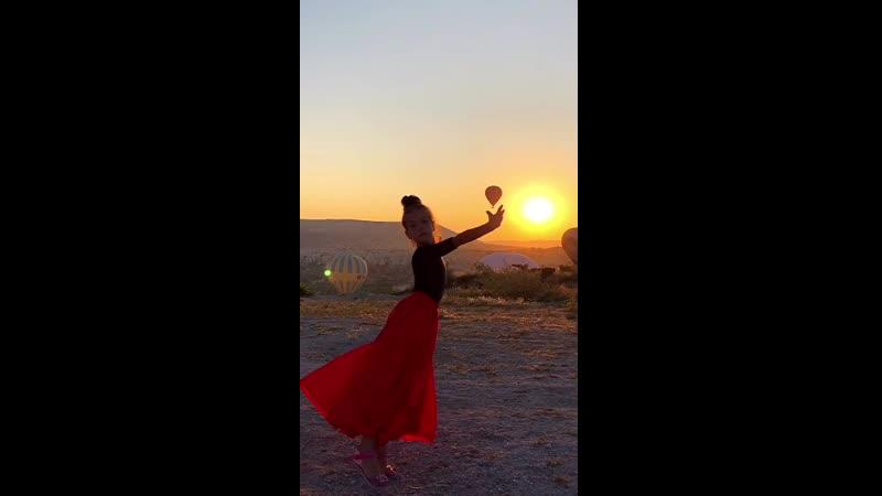 Индиго Лето Танец Танцуй когда зовёт рассвет