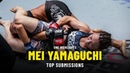 Mei Yamaguchi's Top Submissions ONE Highlights