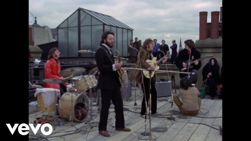 The Beatles - Не отворачивайся от меня