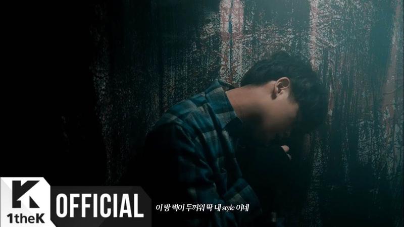 [MV] VINXEN(빈첸) - Smoke(연기) (Feat. Jung In(정인)) (Prod. BOYCOLD) (Live)