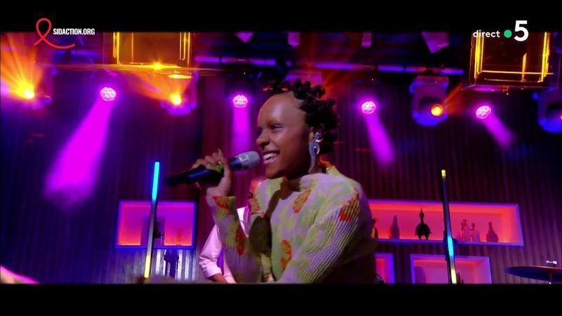 Le live Crystal Murray « Princess» - C à Vous - 25062020