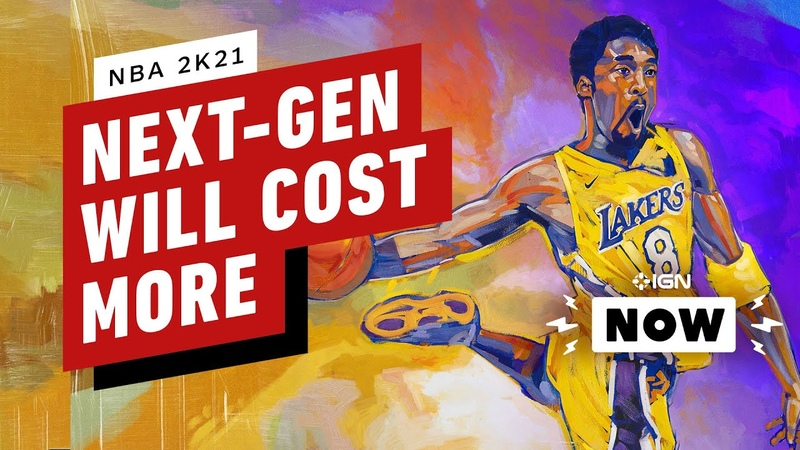 NBA 2K21 PS5 Xbox Series X Versions Will Cost More IGN Now