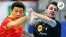 Smashback - Ma Long vs Timo Boll | 2012 Men's World Cup (MS F)