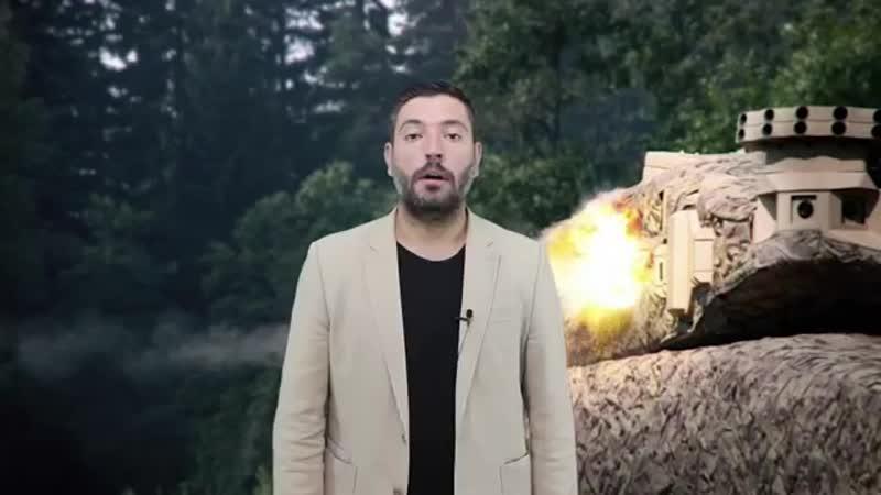 01 Türk Tanklarına Yerli ve Milli Koruma Sistemleri AKKOR ve