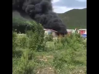 При аварийной посадке пассажирского Ан-24 в Бурятии погибли два человека