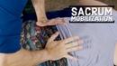 Massage Technique: The Sacrum Shaker [SI Joint Mobilization]