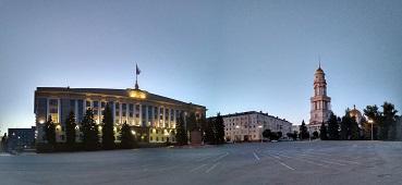 Соборную площадь в Липецке ждет преобразование