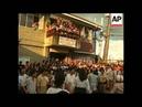 PHILIPPINES: MANILA: MICHAEL JACKSON PLAYS SANTA CLAUS UPDATE