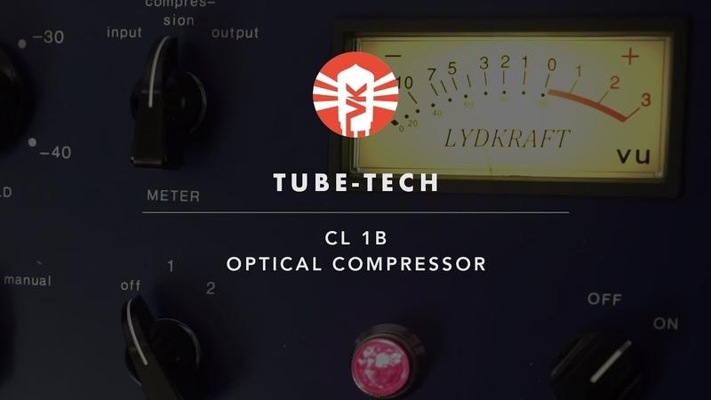 Tube-Tech CL 1B | Compressor | Vintage King