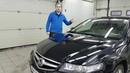 Начало проекта покраски Honda Accord 7 часть 1