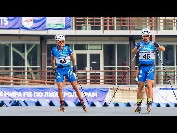 Итальянские спортсмены потеряли багаж перед этапом Кубка мира по лыжероллерам в Югре