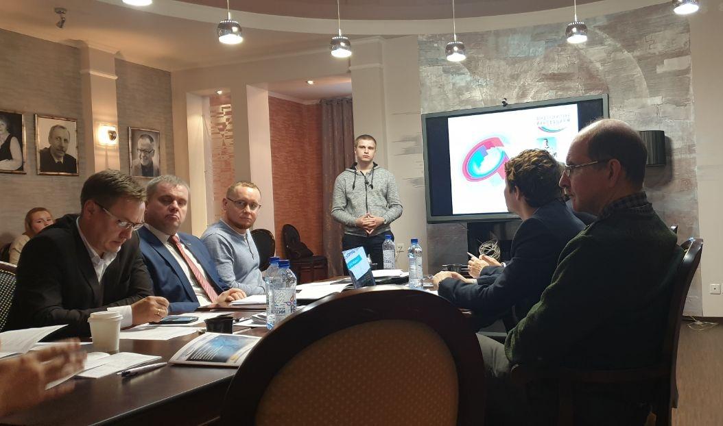 Эксперты Молодёжных инноваций в региональном жюри программы УМНИК