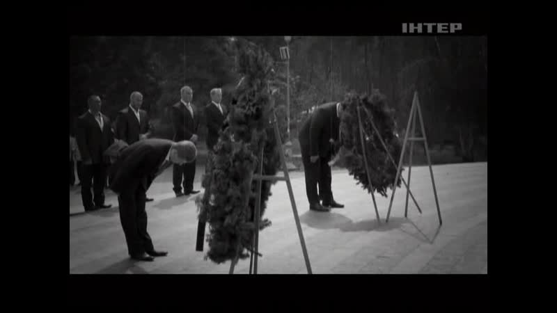 Пороблено в Украине - Янукович и венок