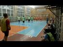 Турнир по волейболу НИТИ Искра Компьютерщики 2 партия