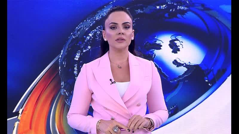 Buket Aydınla Kanal D Haber - 01.11.2019 -03