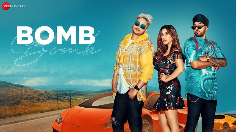 Bomb Official Music Video Mayur Feat Sophie Manj Musik