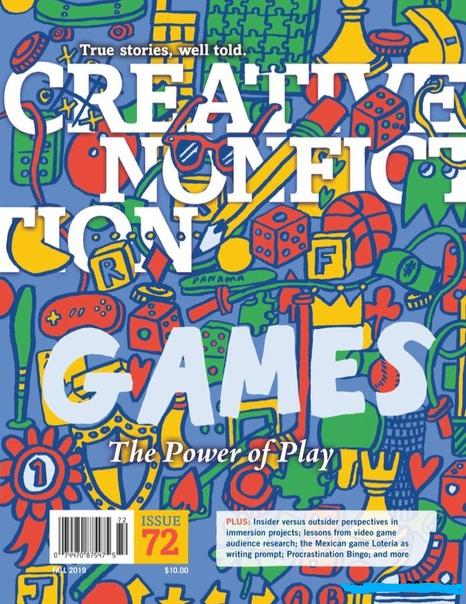 2019-11-01 Creative Nonfiction
