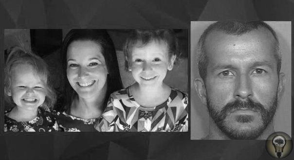 12 августа 2018 года Крис Уоттс убил свою беременную жену Шеннен, а также двух малолетних дочерей