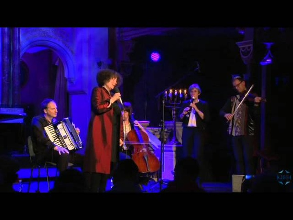 Jewish Culture Festival Shura Lipovsky and Erik Freidlander