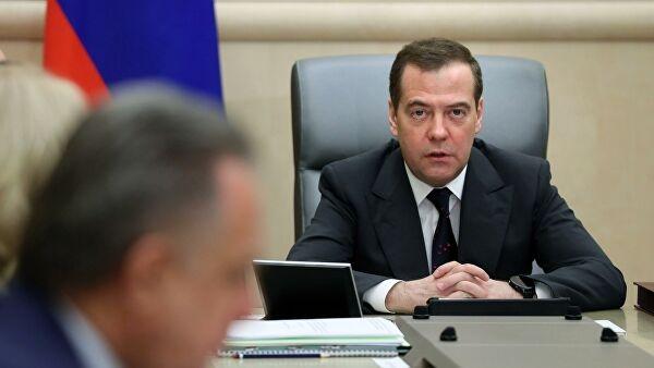 Путин назначил Медведева на должность заместителя председателя Совбеза