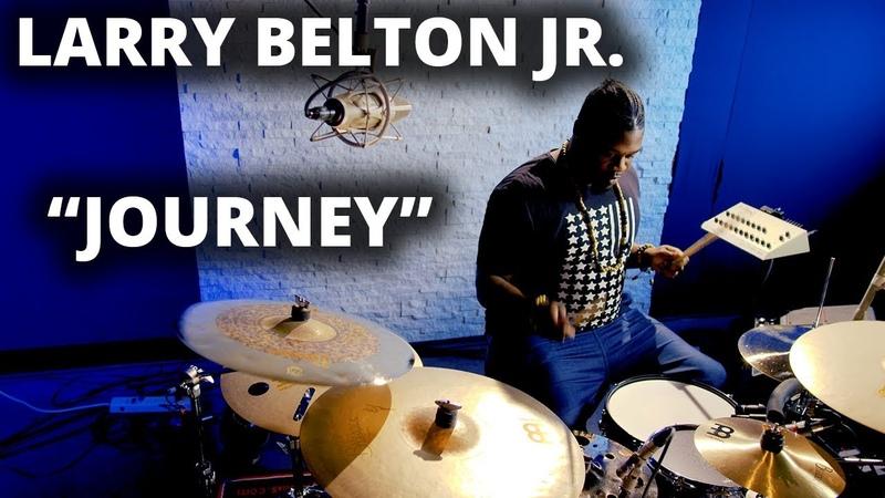 Meinl Cymbals Larry Belton Jr Journey