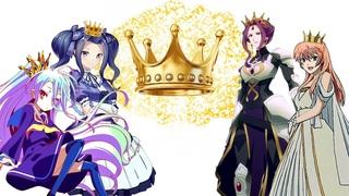 Аниме клип - Кто хочет стать королевой