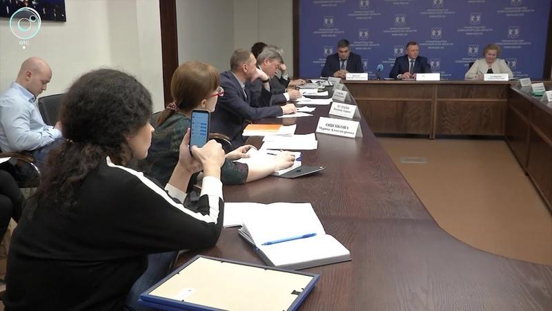 Итоги проекта Единая страна - доступная среда за 2018 год подвели члены партии Единая Россия