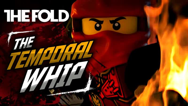 LEGO NINJAGO The Temporal Whip Official Lyric Video