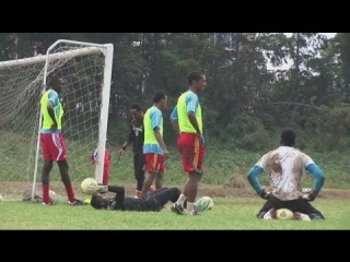 Ethiopia prepare for Nigeria