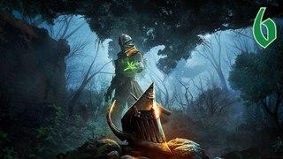 Прохождение Dragon Age Inquisition(Челюсти Гаккона)-часть 6:Железные