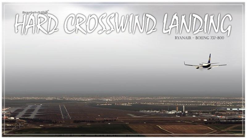 Ryanair Hard crosswind landing bonus