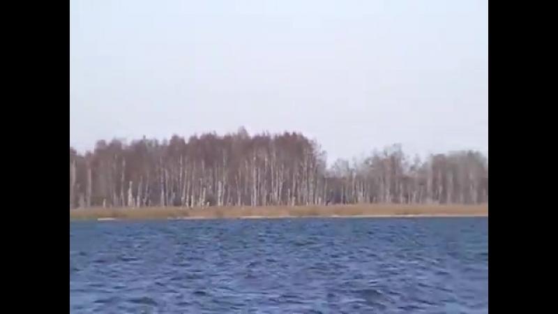 Озеро Карагайкуль Челябинская область